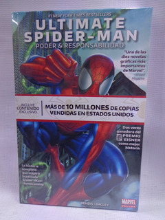 Ultimate Spider-man Marvel Deluxe Pasta Dura