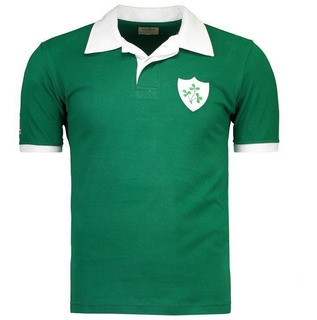 Camisa Retrômania Irlanda 1985 Rugby