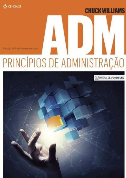Adm - Principios De Administracao - Traducao Da 9ª Ed Nort