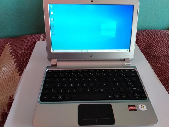 Notebook Hp Dm1 Com Fonte E Case