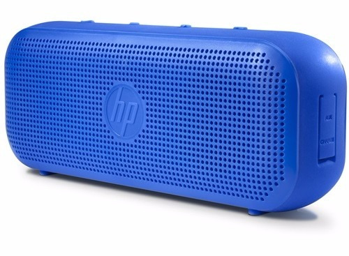 Caixa De Som Speaker 400 Bluetooth Hp - X0n10aa - Azul