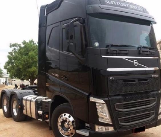 Volvo Fh 540 6x4 Ishift Globetrotter Ano 2017 Bicaçamba