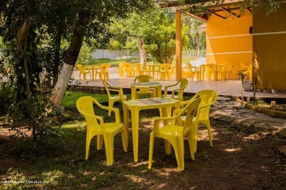 Chácara Para Locação Em Ponta Grossa, Contorno, 1 Dormitório - 107_2-454284