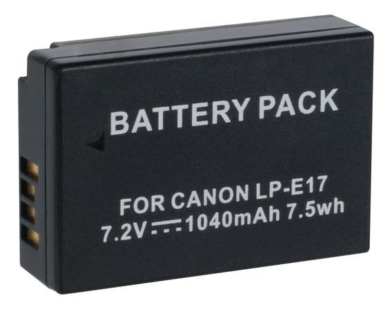 Bateria Para Camera Canon Eos Rebel T6i T6s T7i 77d Lp-e1