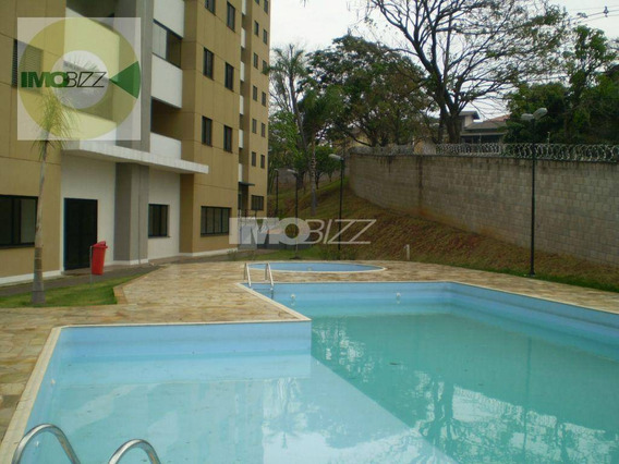 Apartamento Residencial À Venda, Ortizes, Valinhos. - Ap0538