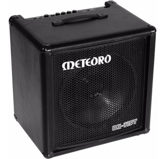 Amplificador Cubo Contra Baixo 250w Meteoro Ultrabass Bx200