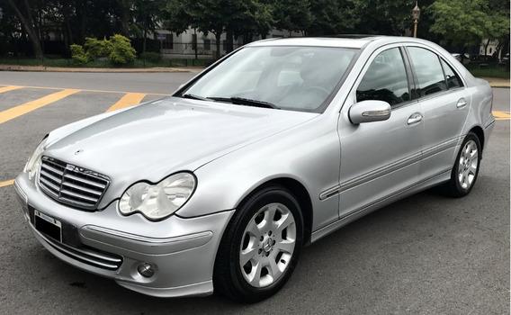 Mercedes-benz Clase C200 Komp Elegance At Malek Fara