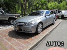 Mercedes Benz Clase E250 Cgi At