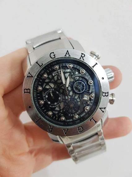 Relógio Bv Original Novo Na Caixa