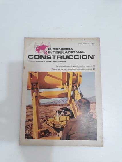 Revista Livro Engenharia Internacional Construccion Déc D 60