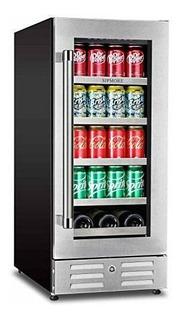 Refrigerador De Bebidas Y Enfriador De Vino Sipmore - Cabe P