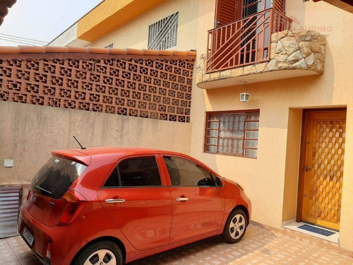 Sobrado Com 2 Dormitórios À Venda, 80 M² Por R$ 420.000,00 - Jardim Vila Formosa - São Paulo/sp - So1191
