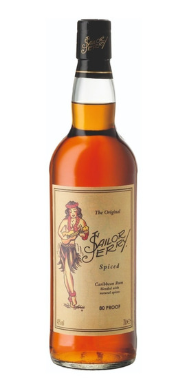 Ron Sailor Jerry 750 Ml Bodegas La Negrita