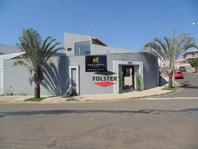Salão De Festa À Venda, 274 M² Por R$ 700.000 - Parque Residencial Rochelle - Santa Bárbara D
