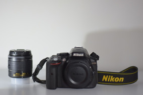 Câmera Nikon Dslr D5300 - Pouco Usada