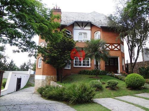 Imagem 1 de 30 de Alphaville Zero -casa Residencial Para Venda E Locação, Alphaville, Santana De Parnaíba - Ca5568. - Ca5568