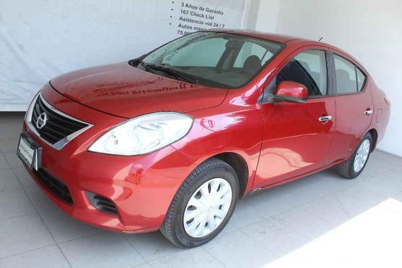 Nissan Versa 2014 4p Sense L4/1.6 Man