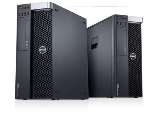 Dell Precision Workstation T3610 16gb Ddr3 Hd500