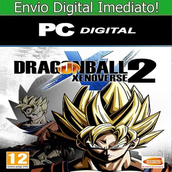 Dragon Ball Xenoverse 2 Pc Hd Envio Imediato!
