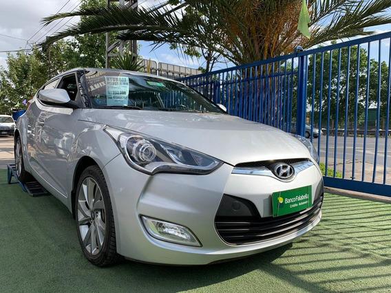 Hyundai Veloster 1.6 Año 2016 Crédito Y Financiamiento