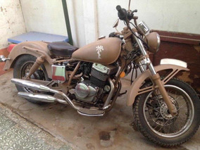 Motorrad Rebel250