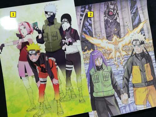 Posters A3 29x42cm Anime Naruto Shippuden #3 / Niponmania