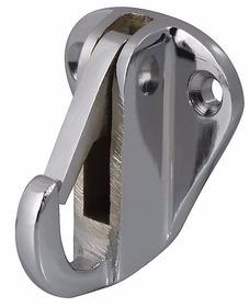 Suporte P/ Defensa Em Aço Inox- Engate Rápido Tipo Mosquetão