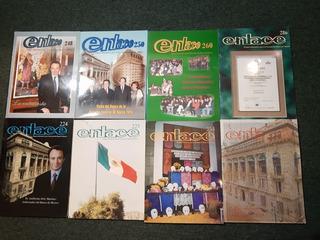 Revistas Enlace Del Banco De México.