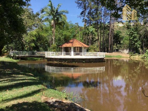 Rancho Com 4 Dormitórios À Venda Por R$ 3.800.000 - Zona Rural - São José Dos Campos/sp - Ra0001