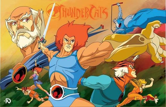 Thundercats - Série Completa - Download