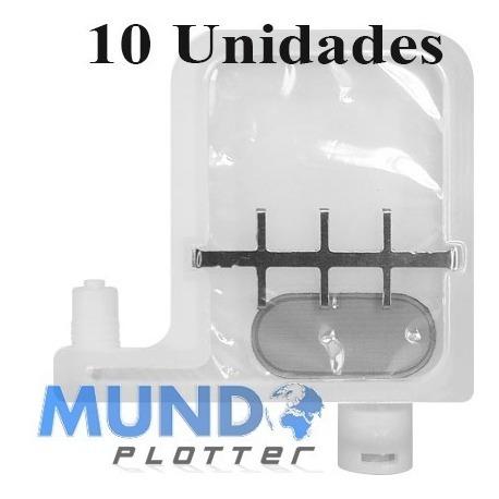 Big Damper Roland 10 Unidades Epson Dx3/dx4