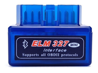 Escaner Automotriz Elm 327 Obd2 Bluetooth Para Android