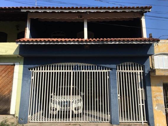 Casa À Venda, 250 M² Por R$ 600.000,00 - Itaquera - São Paulo/sp - Ca0254