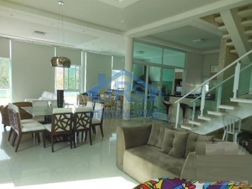 Imagem 1 de 15 de Sobrado Com 5 Dormitórios À Venda, 399 M² Por R$ 2.899.900,00 - Tamboré - Santana De Parnaíba/sp - So1217