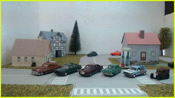 Ho 1/87 Kit Com 6 Miniaturas Wiking / Herpa 1:87 Nr.249