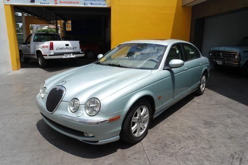 Imagen 1 de 14 de 2003 Jaguar Stype Factura Original Solo 81500 Km