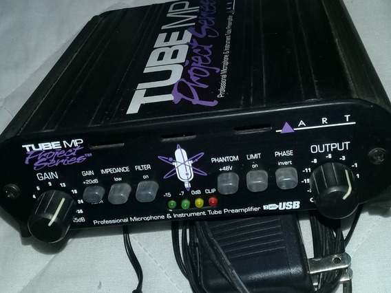 Interface Audio Art Tube Mp Preject Series