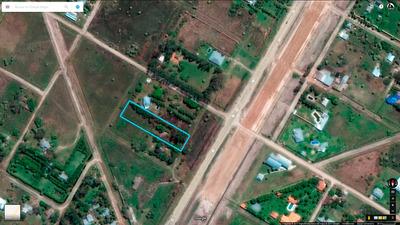 Terreno Para Quinta En Entrada A Formosa Capital