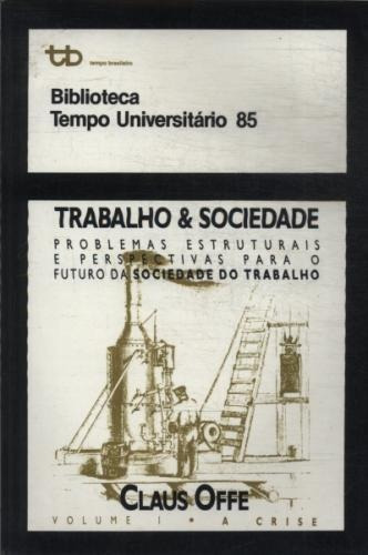 Trabalho & Sociedade