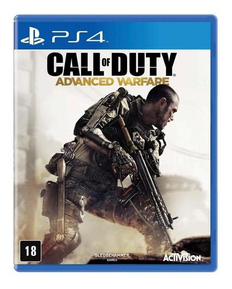Call Of Duty Advanced Warfare Ps4 Frete Grátis
