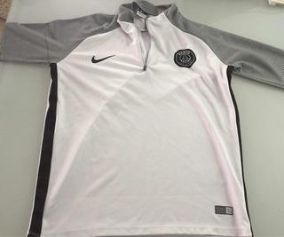 Camisa Treino Psg /17/18 Original - Usada