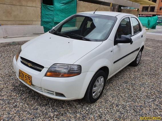 Chevrolet Aveo Ls 1.4 Aa