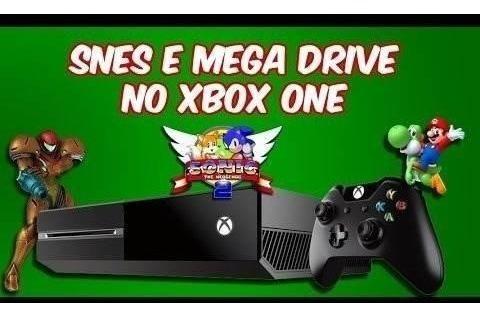Emulador Super Nintendo Para Xbox One +1000 Jogos- Imediato
