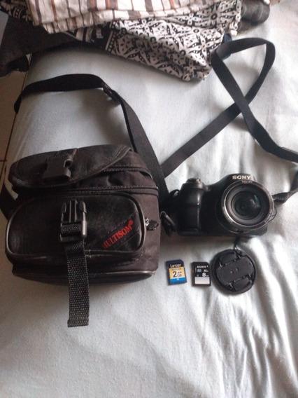 Vendo Câmera Digital Ou Troco Em Uma Arma De Airsoft Em Bom