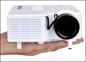 Mini Video Beam Hd Led Projector