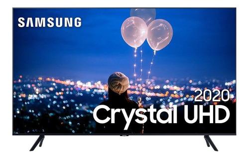 Imagem 1 de 5 de Smart Tv Samsung Un75tu8000gxzd Led 4k 75