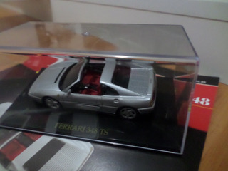 Miniatura Ferrari Colection Panini - 348 Ts - Escala 1/43