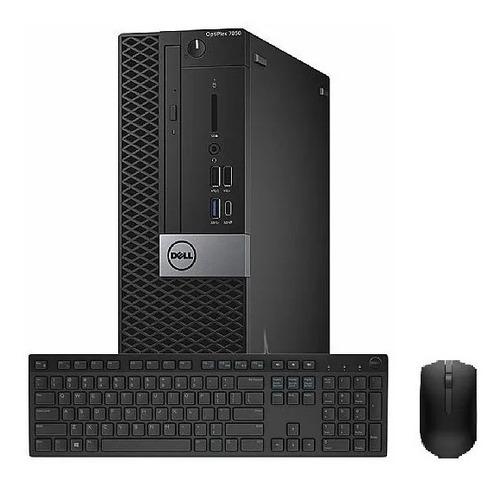 Imagem 1 de 1 de Dell Optiplex 7050 Intel® Core I5 6500 4 Gb Hd 500gb+w10