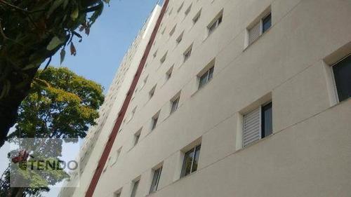 Apartamento Com 2 Dormitórios, 42 M² - Venda Por R$ 240.000,00 Ou Aluguel Por R$ 1.060,00/mês - Vila Ana - Mauá/sp - Ap2616