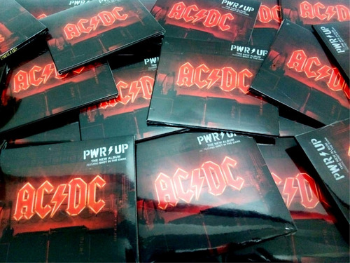 Ac/dc - Power Up Cd Digipak Con Booklet
